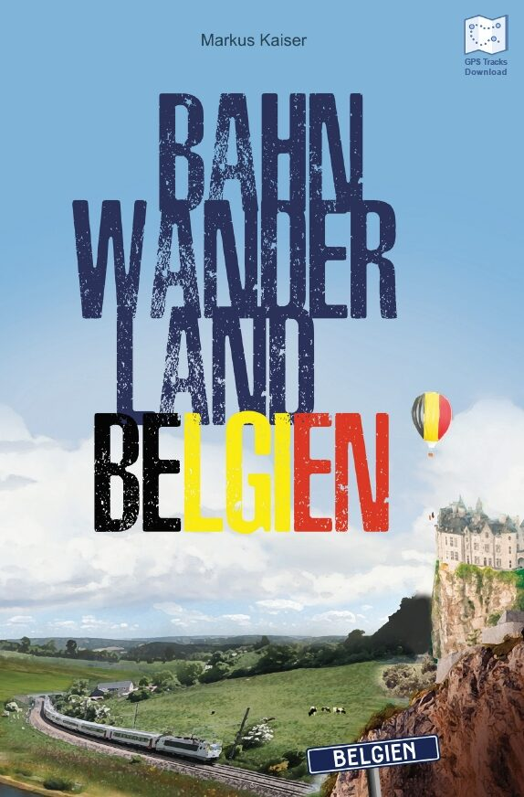 Bahnwanderland Belgien